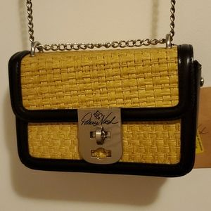 NWT: Patricia Nash Roanne Flap Chain Crossbody